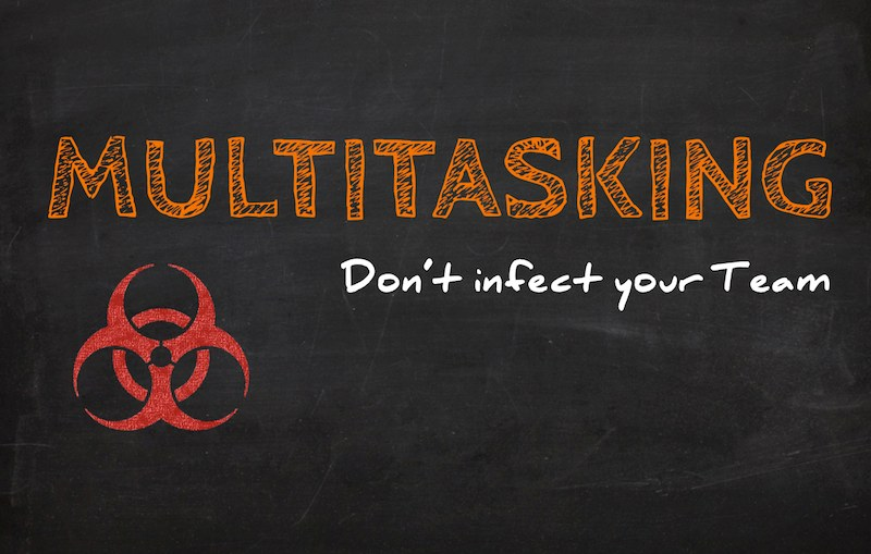 Multitasking Infection