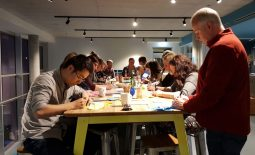 Frist Learning by Playing Meetup in Hamburg